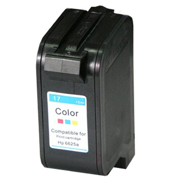 HP 17/ C6625DN Tri Color Ink Cartridge (Remanufactured)