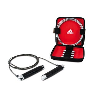 Adidas Skipping Rope with Carrying Case