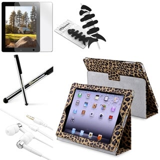 BasAcc BasAcc Case/ Protector/ Headset/ Stylus/ Wrap for Apple iPad 2/ 3/ 4