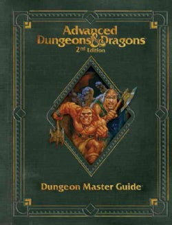 Advanced Dungeons & Dragons Dungeon Master Guide (Hardcover)