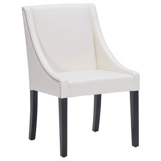 Sunpan Lucille Leather Dining Chair