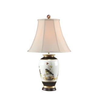 Secret Garden Bird Design Lamp