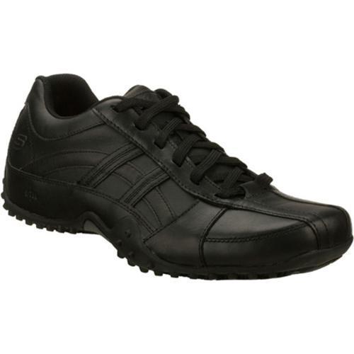 Men's Skechers Rockland Systemic Black