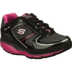Women's Skechers Shape Ups S2 Lite Black/Hot Pink