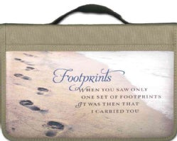 Footprints Canvas Cover Large (General merchandise)