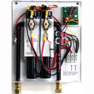Super Supreme Electric 14KW Tankless Water Heater