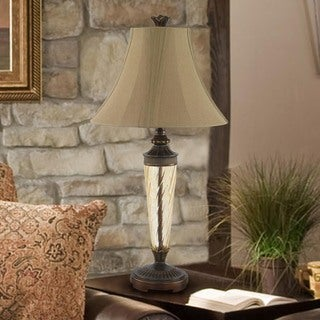 Waterford Bronze Table Lamp