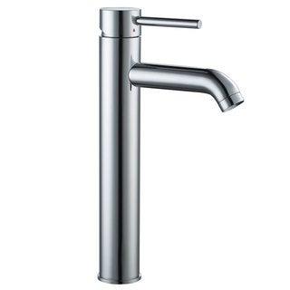 Tall Single Handle Bathroom Vessel Sink Faucet