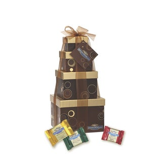 Ghirardelli Sensational Sweets 4-Tier Tower
