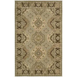 Nourison 2000 Hand-tufted Persian Multi Wool Rug