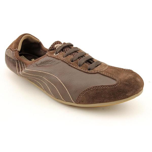 Puma Women's 'Karlie' Leather Athletic Shoe