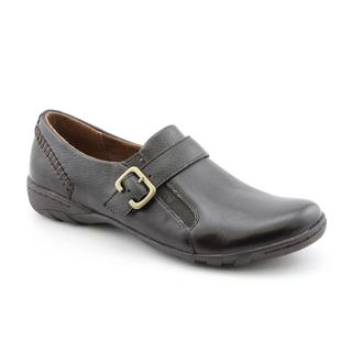 Hush Puppies Women's 'Newell' Leather Casual Shoes