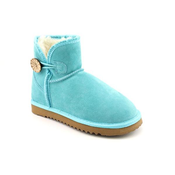 Ukala Women's 'Stella Mini' Regular Suede Boots