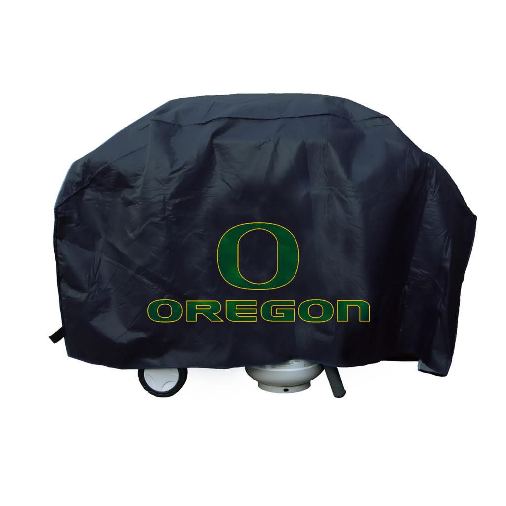 Oregon Ducks Deluxe Grill Cover