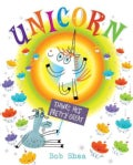 Unicorn thinks he's pretty great (Hardcover)