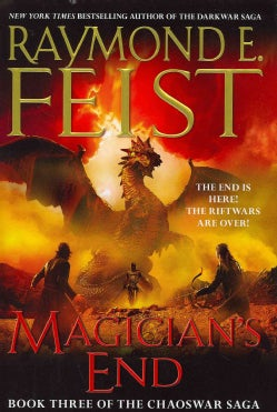 Magician's End (Hardcover)