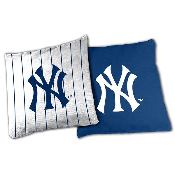XL MLB Regulation Bean Bag Set