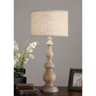 """Latte Grand 38"""" Oversized Table Lamp"""