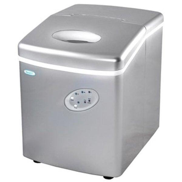 NewAir Appliance Silver Portable Ice Maker