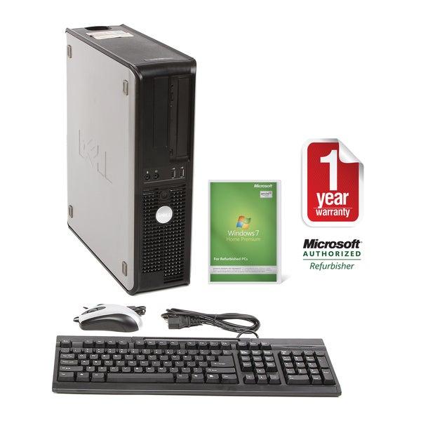 Dell OptiPlex 745 3.0GHz 750GB DT Computer (Refurbished)