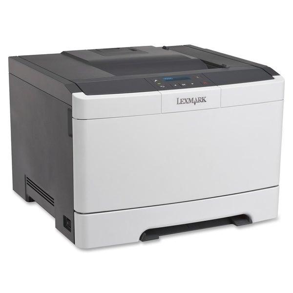 Lexmark CS310N Laser Printer - Color - 2400 x 600 dpi Print - Plain P