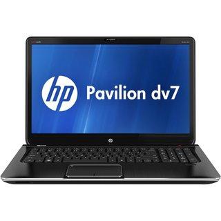 HP Pavilion dv7-6b63us 2.0GHz 750GB 17