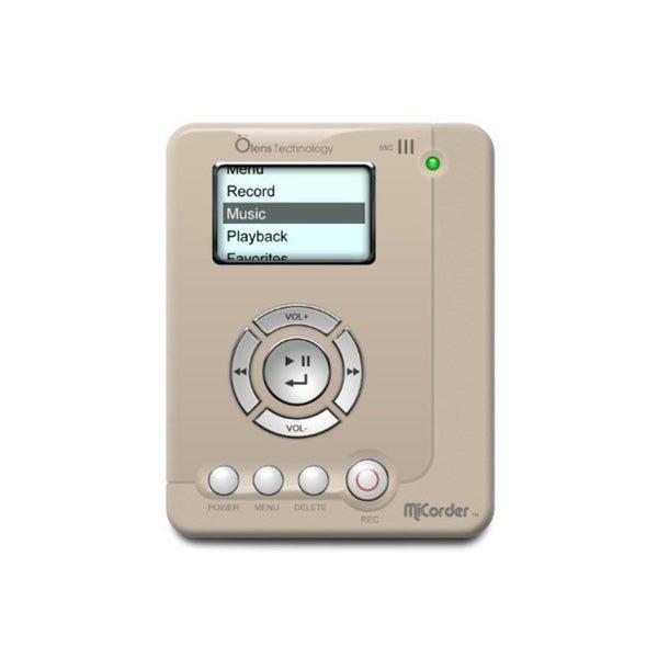 Olens MICORDER Digital MP3 Recorder