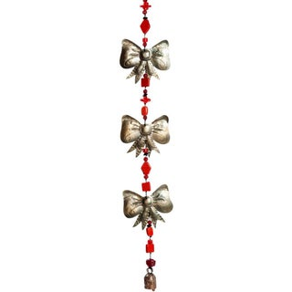 Bow-Wrapped Wind Chime (India)