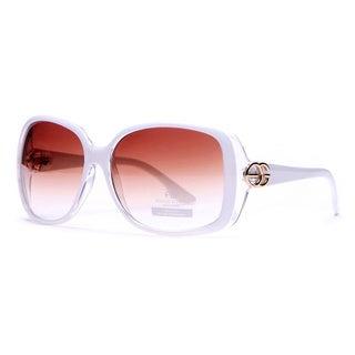 DASEIN by Anais Gvani Women's Logo-accent Classic Square-framed Sunglasses