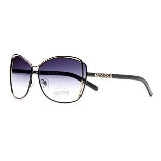 DASEIN by Anais Gvani Women's AG-U042 Mini Gold Ellipse Sunglasses