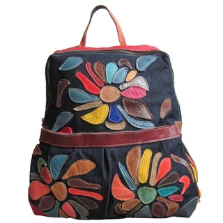 Amerileather Mini-carrier Backpack