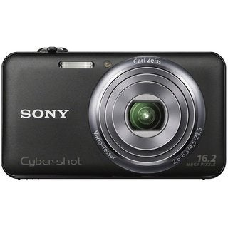 Sony Cyber-shot DSC-WX70 16.2MP Black Digital Camera