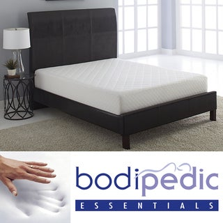 Bodipedic Essentials 10-inch Memory Foam Mattress