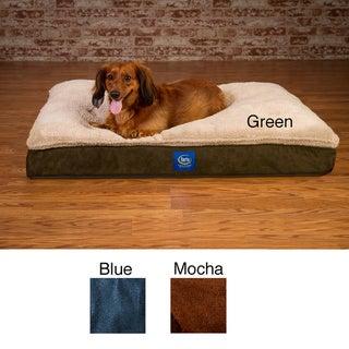 Serta Super Pillowtop Pet Bed