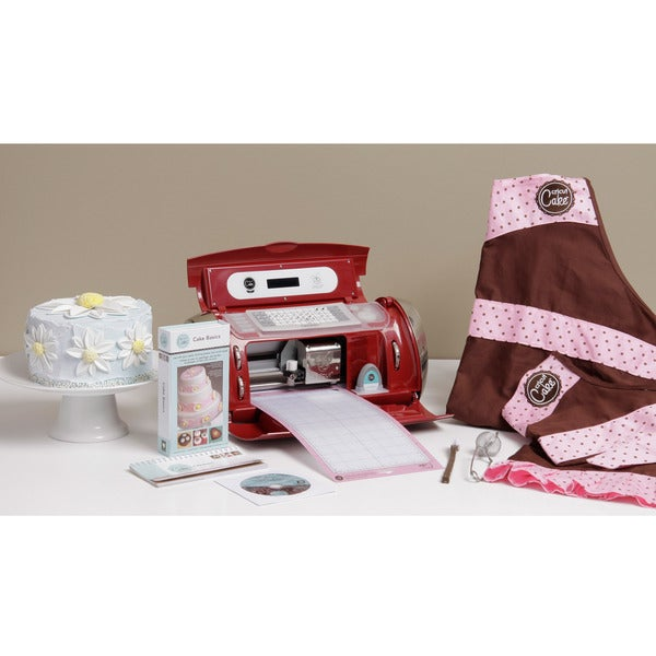 Cricut Cake Mini Bundle with Bonus Aprons