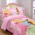 Disney Princess &#39;Dainty Princess&#39; 4-piece Bed in a Bag with Sheet Set