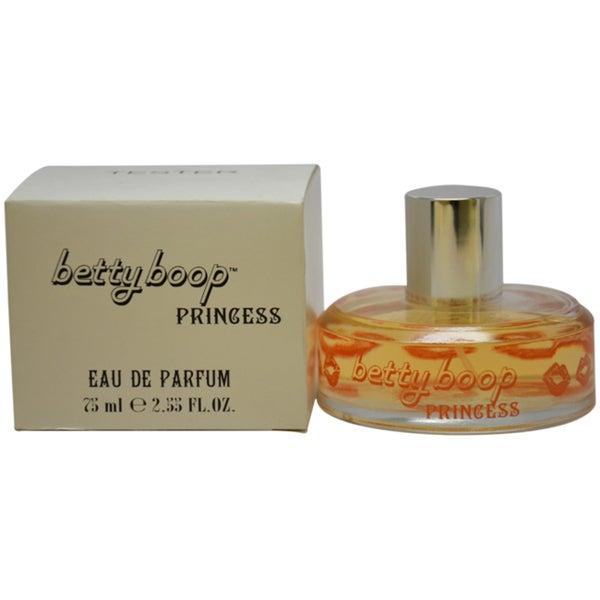 Betty Boop Princess Women's 2.55-ounce Eau de Parfum Spray (Tester)