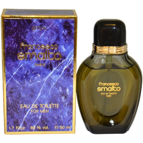 Francesco Smalto Men's 1.7-ounce Eau de Toilette Spray