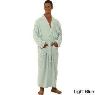 Men's Terry Cotton Full Length Bath Robe
