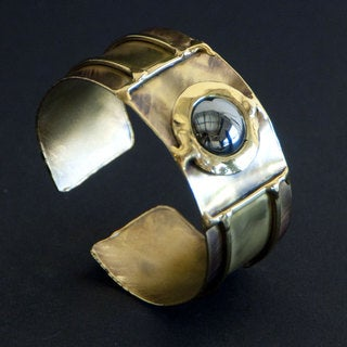 Shine On Hematite Cuff (South Africa)