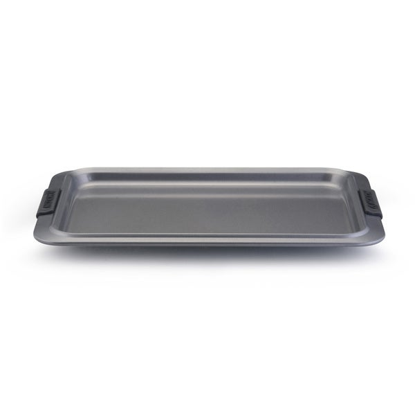 Anolon Advanced Bakeware 10-inch by 15-inch Cookie Pan, Grey
