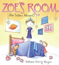 Zoe's Room: No Sisters Allowed (Hardcover)