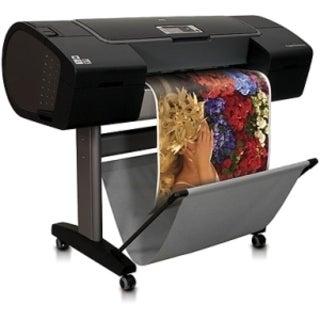 "HP Designjet Z3200PS PostScript Inkjet Large Format Printer - 24"" - C"
