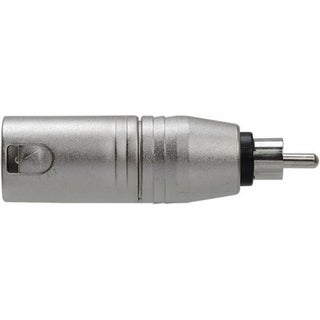 Hosa XLR to RCA Adapter
