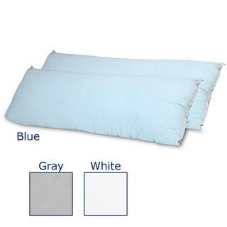Serta Flannel Body Pillow (Set of 2)