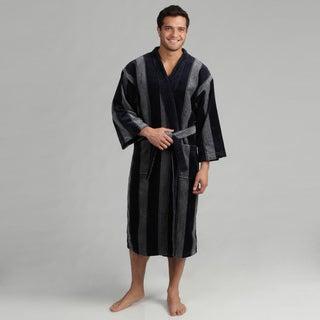 Majestic Men's Terry Velour Robe