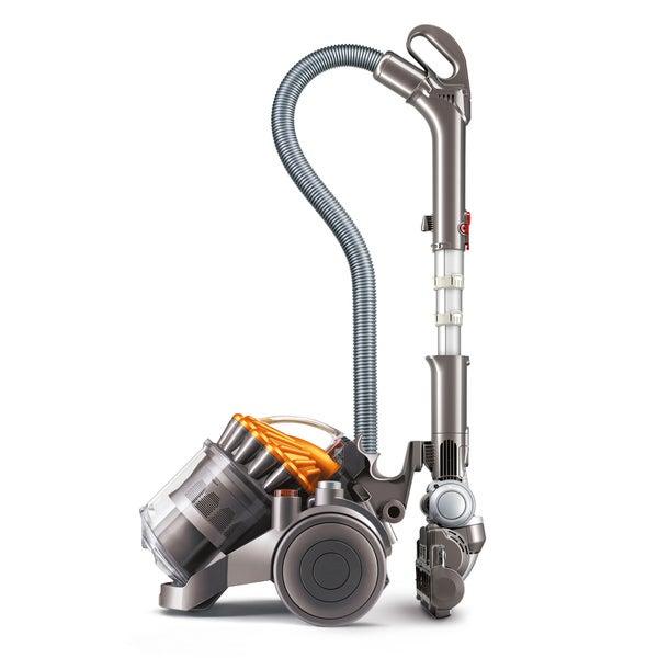 Dyson DC23 Motorhead Canister Vacuum (Refurbished)