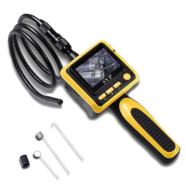 9 mm Waterproof LED Lens PS-GL8805 Digital Inspection Camera with 2.4-inch Color LCD Display