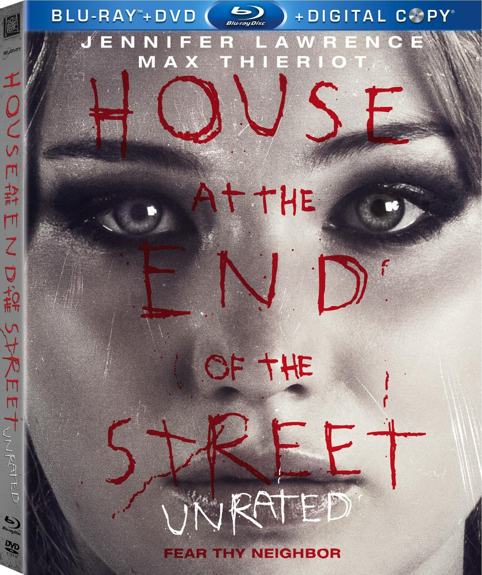 House at the End of the Street (Blu-ray/DVD)
