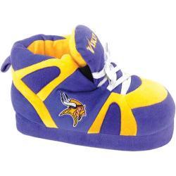 Men's Comfy Feet Minnesota Vikings 01 Purple/Gold